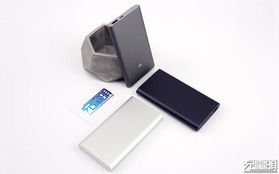 银锖双将 小米移动电源2开箱图赏