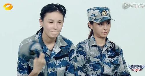 [时讯]:沈梦辰在《真正男子汉2》拼素颜