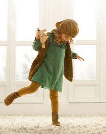 【观察】:宝宝衣服搭配的几点建议