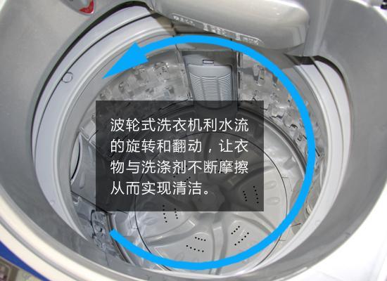 用原理说话 洗衣机到底能洗多少衣服?