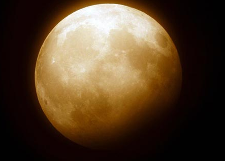 全球日月食奇观 中国境内可见2次(组图)