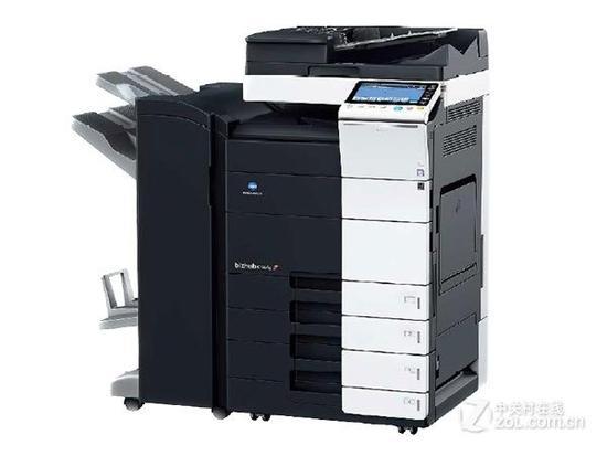 简约高效复印机 当选美能达454E售36800