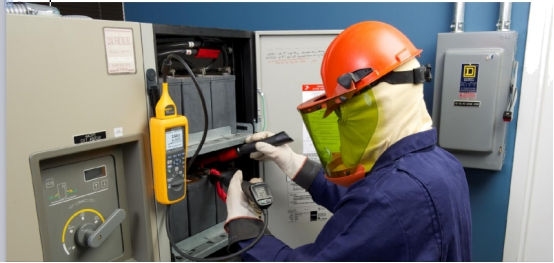 蓄电池内阻测试仪在轨道交通UPS后备电池上的应用案例