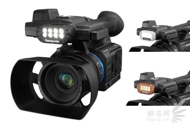 专业安全 松下发布HC PV100手持摄像机