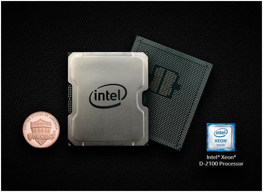 在传统数据中心之外计算,英特尔至强D-2100处理器有何不同?