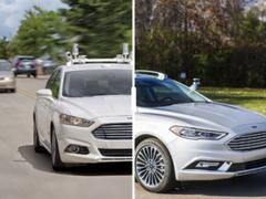 CES前的猛料 福特揭秘第二代无人驾驶Fusion