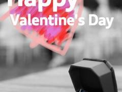您有一个情人节玫瑰红包 请查收