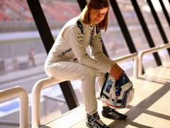 超速16% 前F1美女车手被吊销驾照