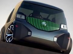 斯柯达Micro Taxi:专为共享出行设计的出租车