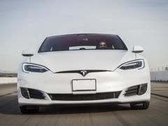 仅有254公斤的改装版Model S 快到让你怀疑人生