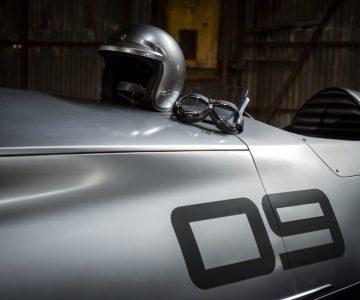 英菲尼迪Prototype 9 看得见摸不着买不到的纯电复古车