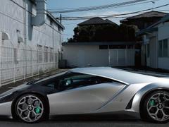 法拉利ENZO和玛莎拉蒂Quattroporte设计者又出新车了