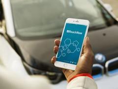 真的共享宝马来了!BMW联合EVCARD推出分时租赁服务