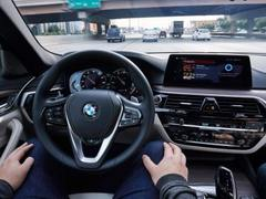 这把绝对吃鸡了!宝马将在2021年发布L5级自动驾驶汽车