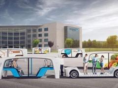 换壳不换底盘的自动驾驶概念车 Rinspeed公布Snap概念车