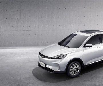 沉默2年的威马汽车发布EX5 20万元600公里的纯电SUV震惊