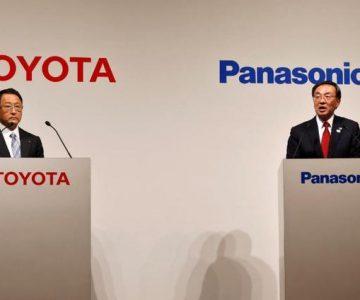 丰田与松下开展动力电池合作 共同推进标准化对抗中欧车企