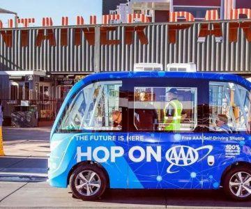 供应商纷纷提供自动驾驶服务 CES 2018成自动驾驶展览大会