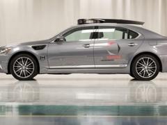 最美自动驾驶测试车?丰田自动驾驶3.0平台将亮相与CES 201
