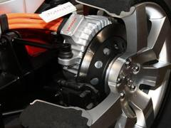 把汽车电机安装在车轮上 这么科幻的技术竟然100年前就发明了……