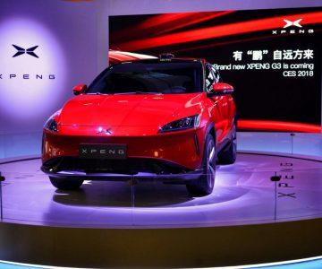 高颜值纯电动还能自动驾驶 这辆CES首发的国产互联网SUV卖多少