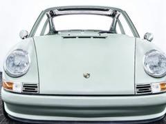 零百不到6秒续航400公里 售价30万欧元的复古保时捷911电动