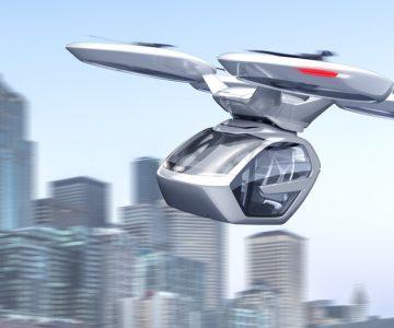 陆空两栖自由组合 奥迪加盟飞行概念车Pop.Up Next研发计