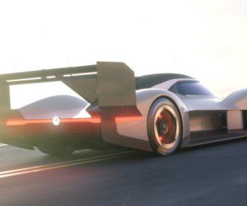 阔别30年重回派克峰爬山赛 大众将派全新I.D.系列纯电动赛车出