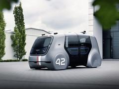 自动驾驶车主动送小孩上学?大众Sedric校车版即将正式投产