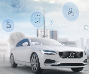 沃尔沃携手阿里巴巴 这个设备也可以连接你的汽车了