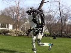 视频:不光能跑能跳上下楼 波士顿动力机器狗还会画地图了