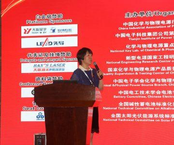 骆兆军:比克电池18650电芯性能已全球领先